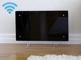 Elektriniai radiatoriai ADAX CLEA WiFi