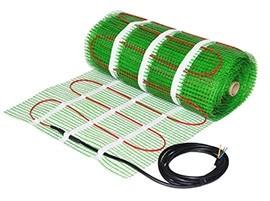 Šildymo kabelių kilimėliai WELLMO Plus
