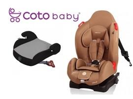 COTO Baby automobilinės kėdutės
