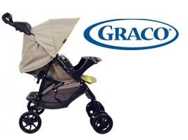 GRACO vežimėliai
