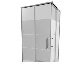Kvadratinės dušo kabinos