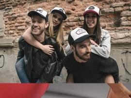 Laisvalaikio kepurės
