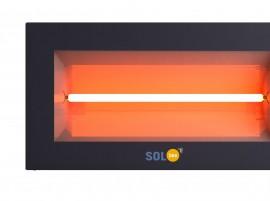 Halogeniniai infraraudonųjų spindulių šildytuvai SolBee