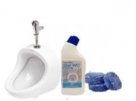 Vonios ir WC valymo priemonės