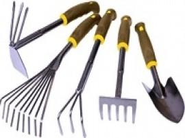 Daržininko įrankiai