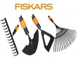 FISKARS QuikFit serijos sodo ir daržo įrankiai